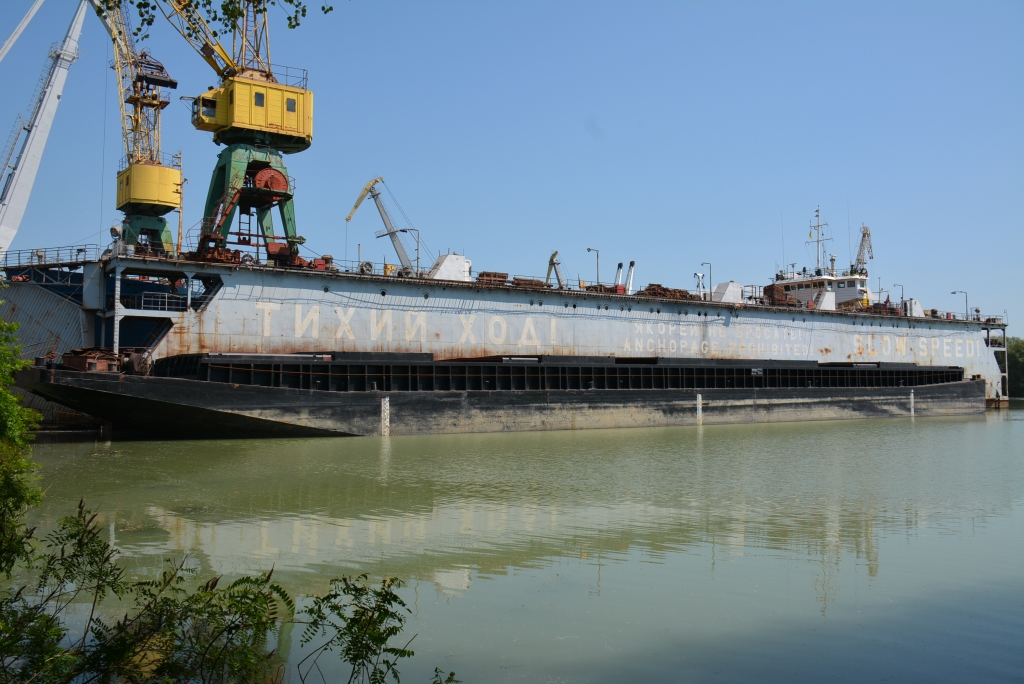 DRY CARGO BARGE 18001