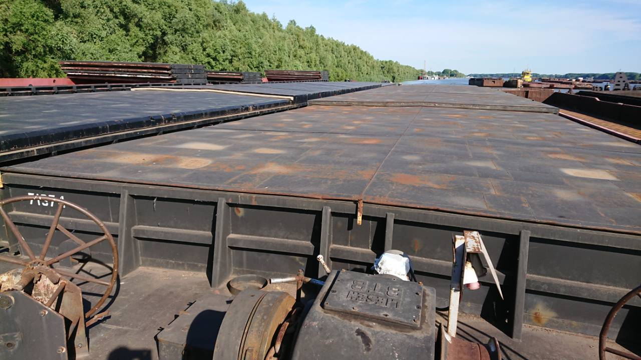 DRY CARGO BARGE 71371