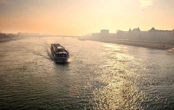 Danube Star Shipping. River fleet management.