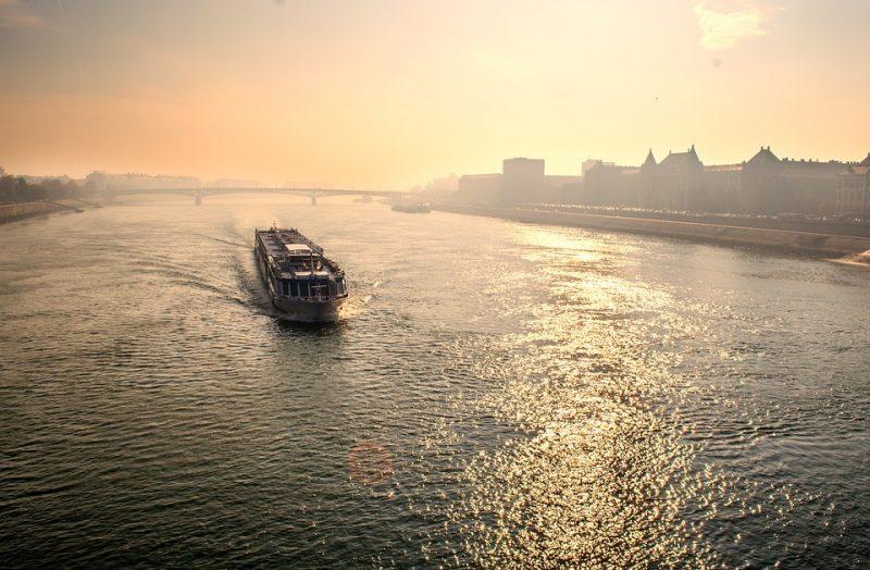 Danube Star Shipping. River fleet management.