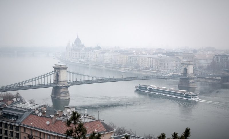 Bridges on the Danube River
