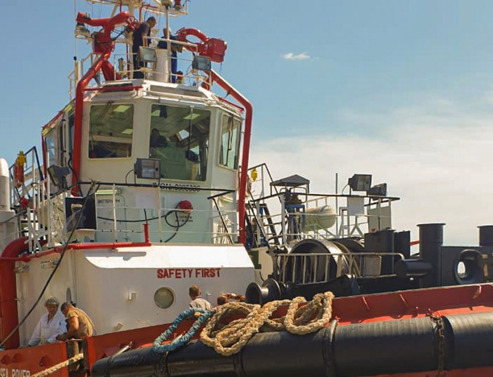 FOR SALE: TUG  B.H.P. 3500, BUILT 2004 BP 45 T