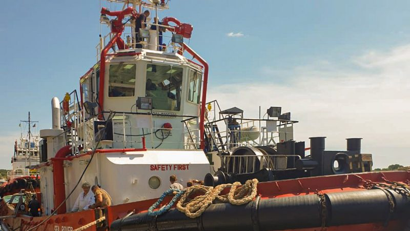 Tug for sale 3500, BUILT 2004 BP 45 T